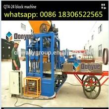 Nigeria concrete blocks making business plan. hot sale cement hollow block making machine