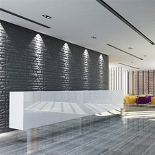 Attractive appearance decorative 3d wall panels texture and lowes cheap wall paneling