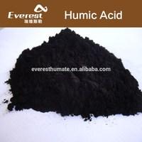 Natural Lignite Extract Humic Acid Powder