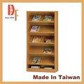 2015 nuevo producto alibaba china baratos zapatos de madera del gabinete de zapatero