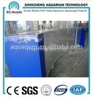 xc-acrylic UV clear lucite acrylic aquarium project price