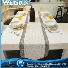 homechina manufacturer polyester tapestry table runner