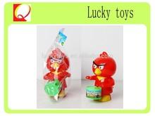 newest items plastic wind up bird toys WIND UP DRUM BIRD