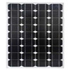 solar panel systerm high quality mono solar panel 130w 12v