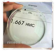 1.67 hi-index lens ophthalmic manufacturers