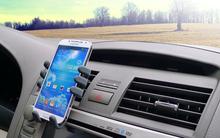 2015 Car air vent phone holder Air vent car holder for smartphone