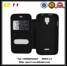 TPU leather skin cellphone case, nice design mobile case, phone case for Tecno for H3