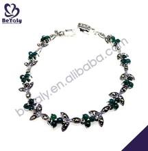 Boutique wholesale clover shape design silver925 jewlery