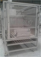 Water Flushing Pig Cage (2 floors)