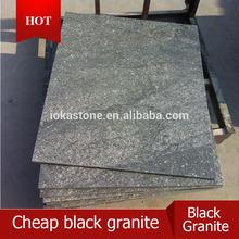 black granite,Chinese cheap black granite, new natural Chinese black granite stone