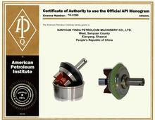 oil pump Emsco D-1000 mud pump piston accessories /piston rubber,piston assembly