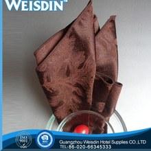 printed hot sale satin oem individual wet napkin/wipe/tissue