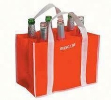 Top quality wine bag for promotion wine brand
