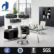 F-27 traditional L shape office furniture executive desk