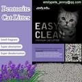 Areia emilypets gatos para venda, bentonite areia para gatos de fábrica na china