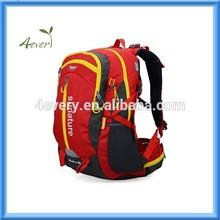 2015 travelling sport waterproof hiking laptop school backpack bag