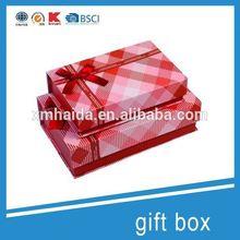 wax coated paper food box