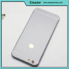 sticker fiber carbon for iphone 6 4.7''