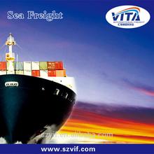 top quality china sea transport from HONGKONG to IRAN