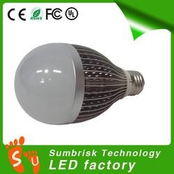 TOP Quality Aluminum lampada led e27 110v