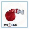 """Eb25013 1"""" fecho de ferro endless loop correia, red tensorpara apertar, cintas de reboque"""