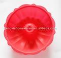 venda quente do molde de silicone bolo mini futebol com preço de fábrica