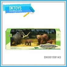 Newly Simulation Wild Animal Model Toy Zoo Animal Set Toy