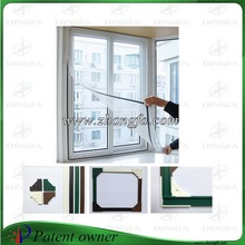 Magic Curtain window Mesh - Magnetic Hands Free Fly Mosquito Bug Insect Screen
