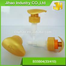 Plastic liquid detergent bottle 15ml plastic dispenser pump