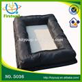 Acogedor cama del animal doméstico, echar a perder a su perro o gato de peluche con esteras/alfombrillas, simple cama del perro