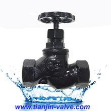 stainless steel globe valve for acid
