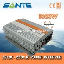Good after service 1000W 220v off grid pure sine wave micro solar inverter