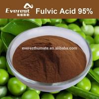 High Quality Organic Fertilizer 95% Fulvic Acid Powder