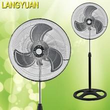 2015 hot sale new model electric stand fan with high quality motor OEM luxury fan