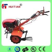 HT105FE 6HP Mini Traktor with Sing-Row Potato Harvester Machine