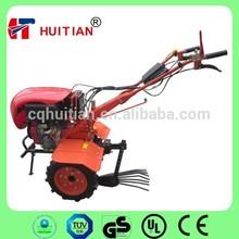 HT105FE 6HP Mini Traktor with Sing-Row Potato Harvester Machine