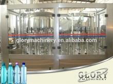 Auto bottle water bottling machine