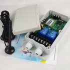GSM remote switch box double Relay output