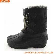 Mens Winter Trek Boots Waterproof Snow Shoes