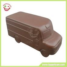 The Most Popular Transportantion PU Toys Express Car Promotional Item