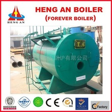 Dual Fuel (Natural Gas / LDO / Furnace Oil) 120KW-3600KW 300 Deg C Thermal oil heater