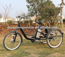 England mini electric 3 wheel bicycle