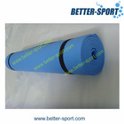 rubber foam yoga mat