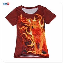 OEM high quality design t shirt china supplier/wholesale blank t shirts