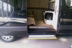 ES-S Aluminum Ladder Electric Step for Van and Motorhomes