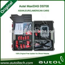 2015 Original Update OnLine English/Spanish/French/German/Portuguese/Russian Autel MAXIDAS DS708 ds708 can do Austrila car