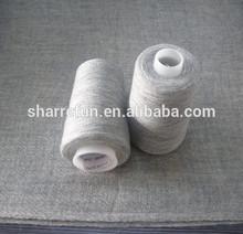 super quality 28NM/1 50% wool 50% nylon yarn for shawls