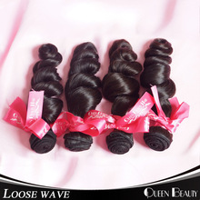 Large Stock!!Thick&Strong& All Cuticle in the Same Direction Loose Wave Human Virgin Wholesale Brazilian Hair in Brazil