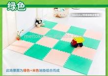 Wholesale baby play mats economic outdoor flooring eva mat