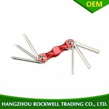 6 in 1 multi-function bike repair tool kit bike repair tool kit